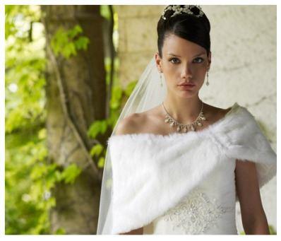 Болеро и накидки для свадебных платьев