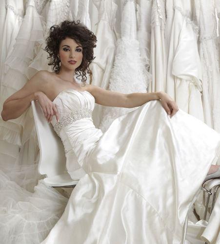 Wedding Saloon :: Как правильно выбрать свадебное платье