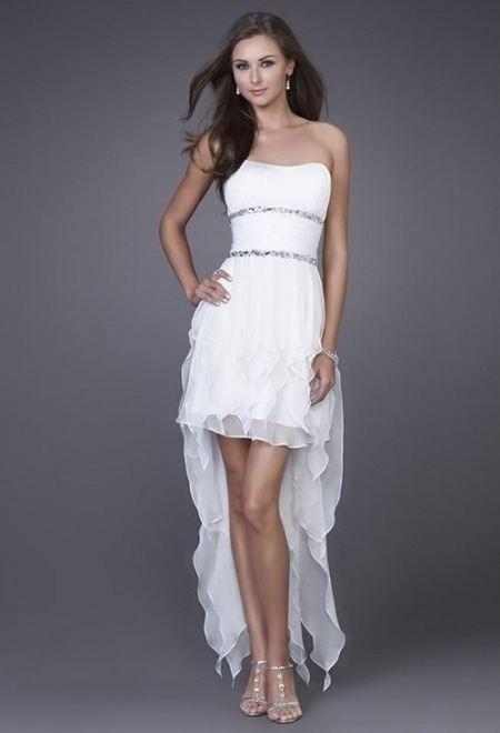 Оригинальные свадебные платья. Фото