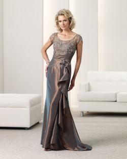 Нарядные платья для мамы невесты