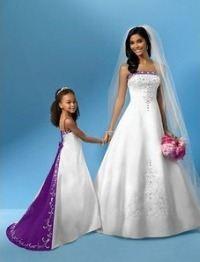 Изящные свадебные платья в