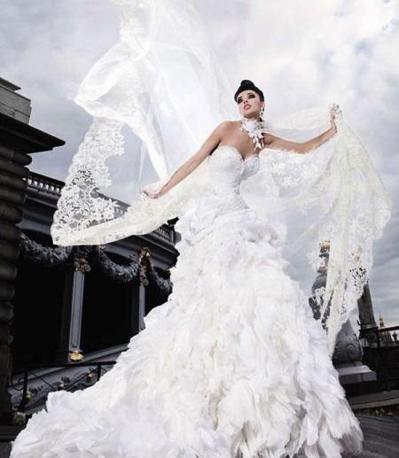 Свадебные платья от юдашкина коллекция