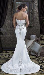 Свадебное платье папилио рыбка