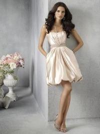 Свадебные платья по колено