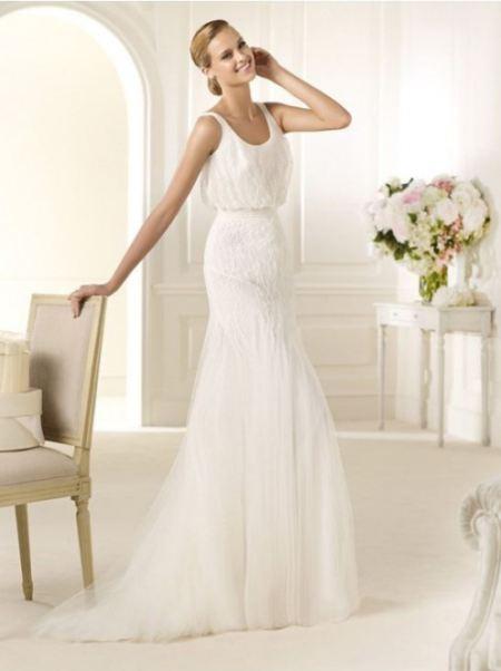 Свадебные Платье Ретро Стиль 98